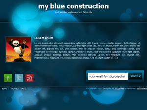 my blue construction screenshot
