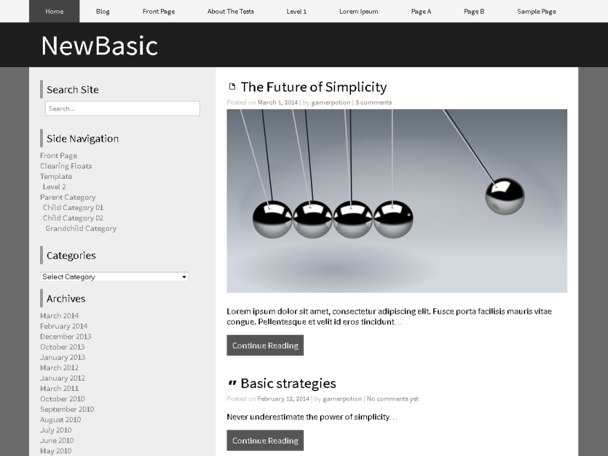 NewBasic screenshot