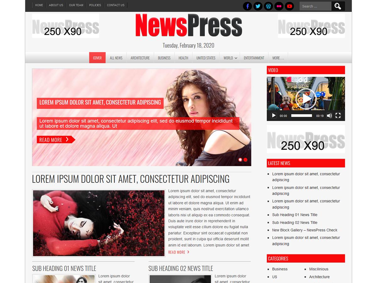NewsPress Ltie