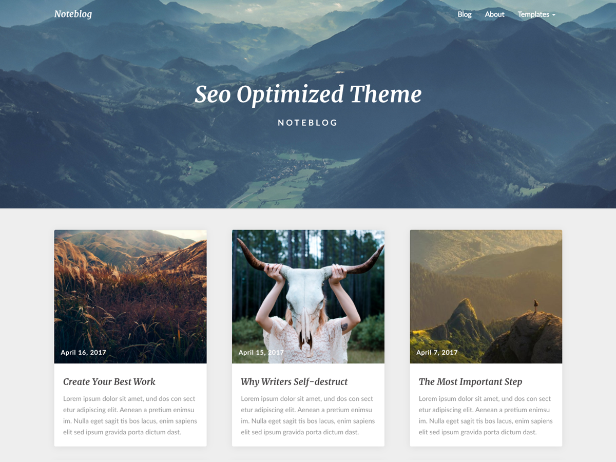 30+ Best Free Fashion WordPress Themes for Blogs [sigma_current_year] 3