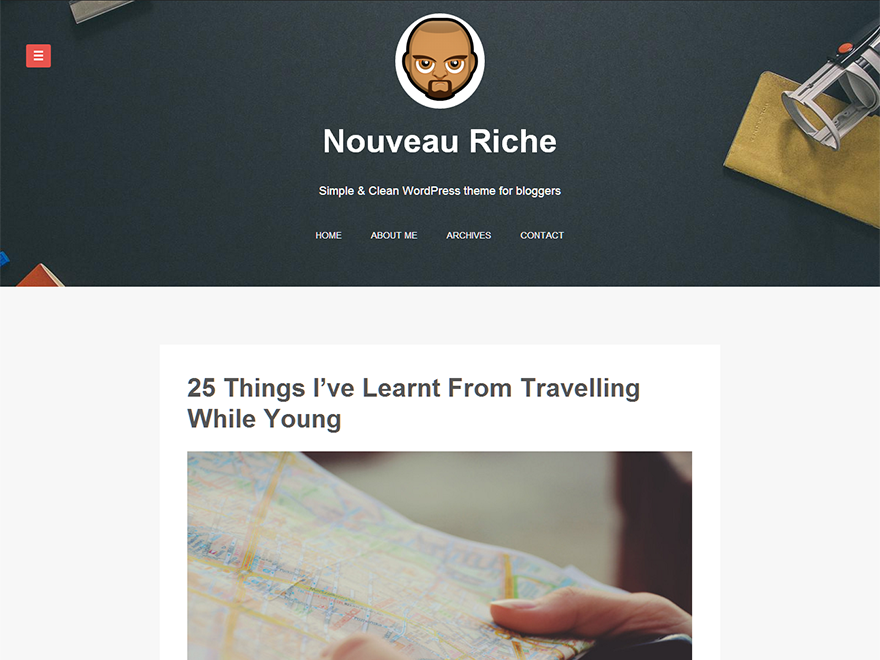 Nouveau Riche - tong hop theme thang 8