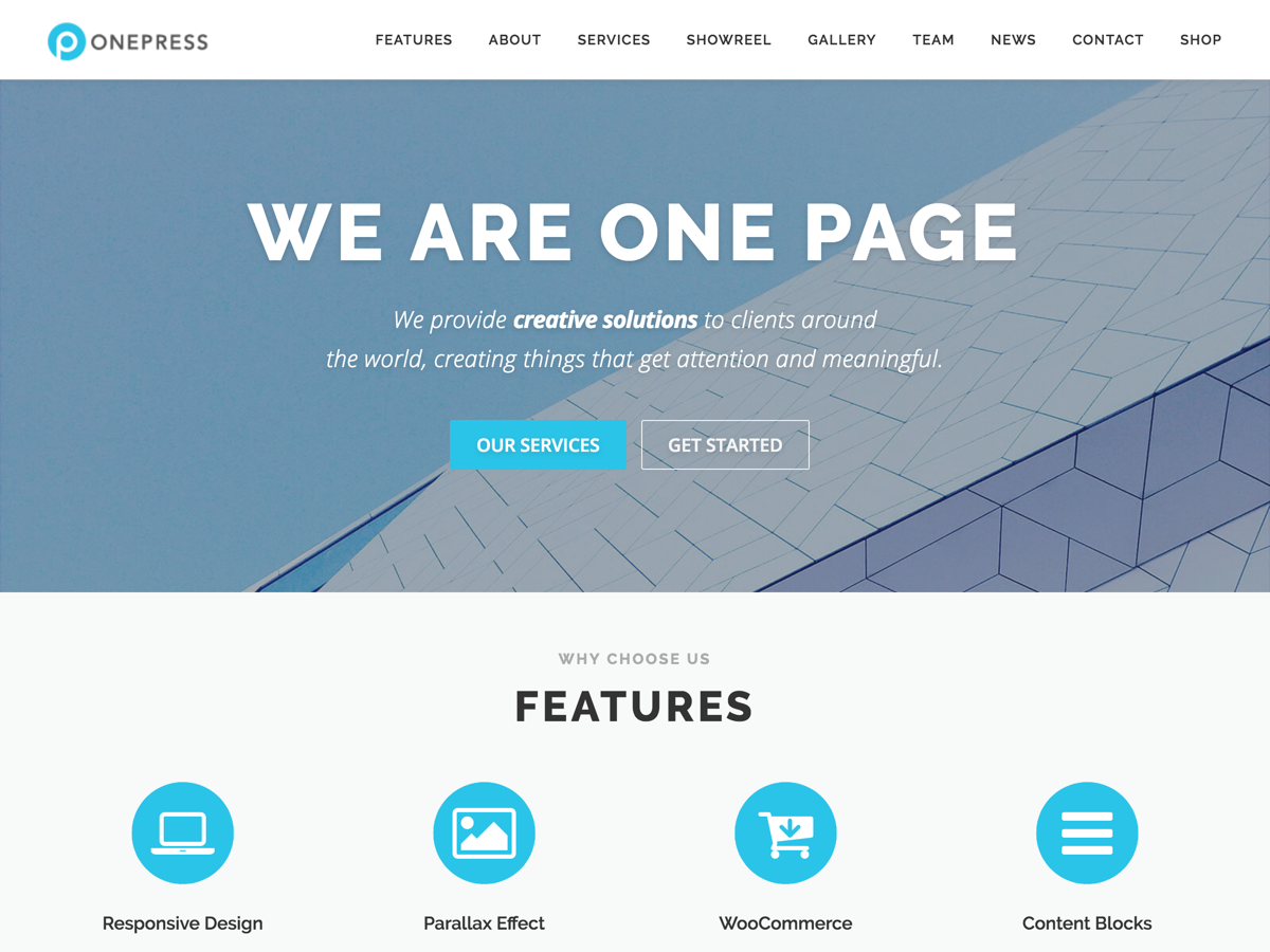 Top 35+ Free Bootstrap WordPress Themes [sigma_current_year] 28