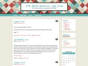Template WordPress Patchwork