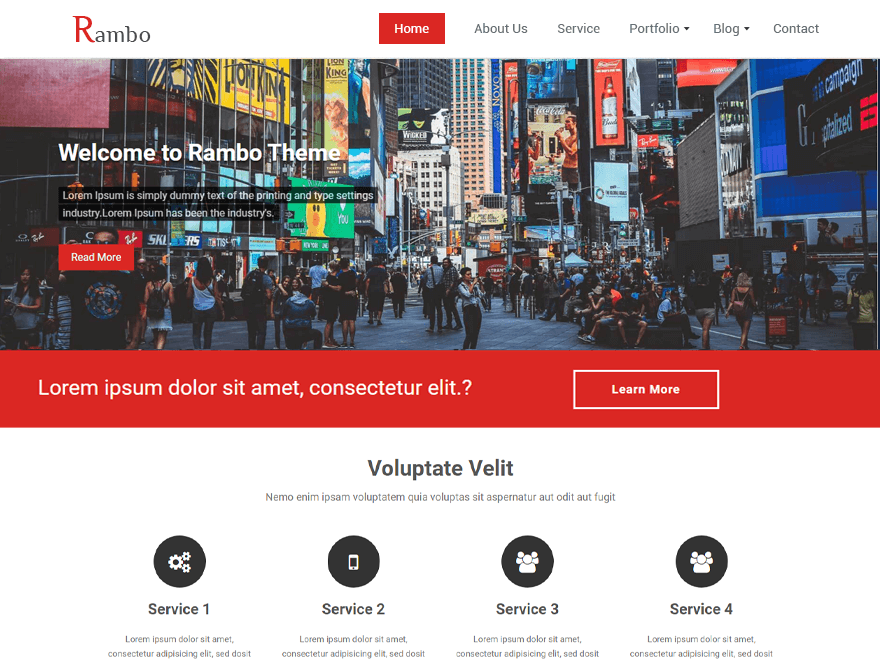 Top 30+ Best Free WordPress Business Themes in [sigma_current_year] 32