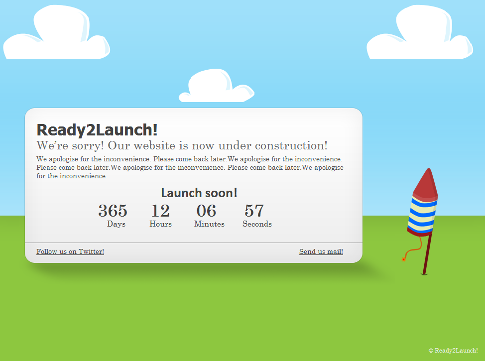 Ready2Launch! screenshot