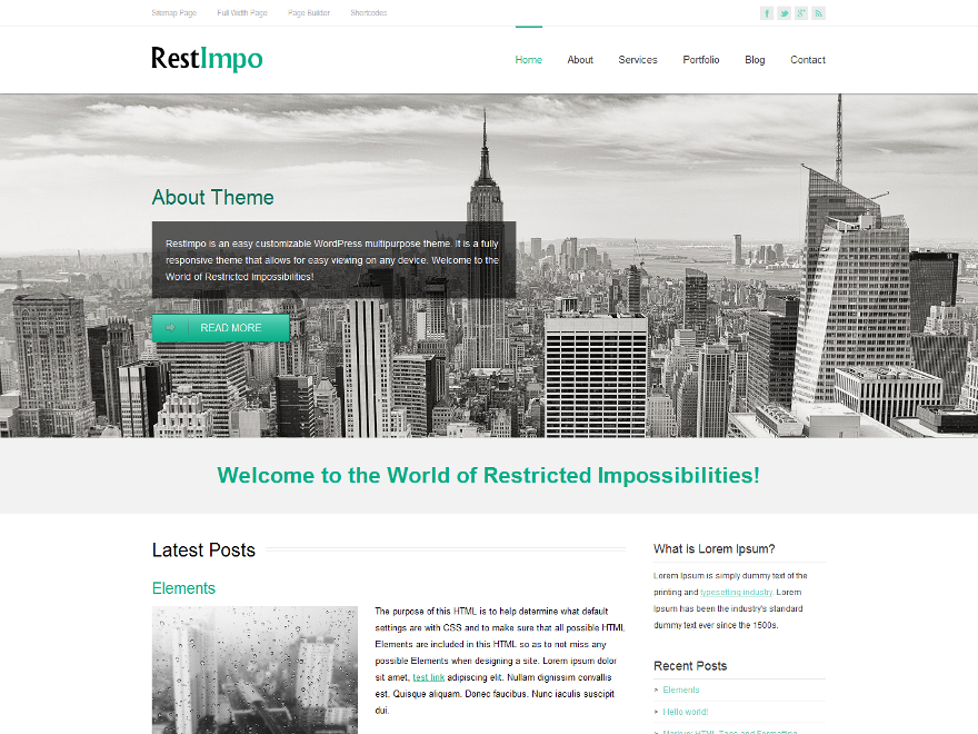 RestImpo screenshot
