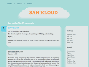 San Kloud screenshot