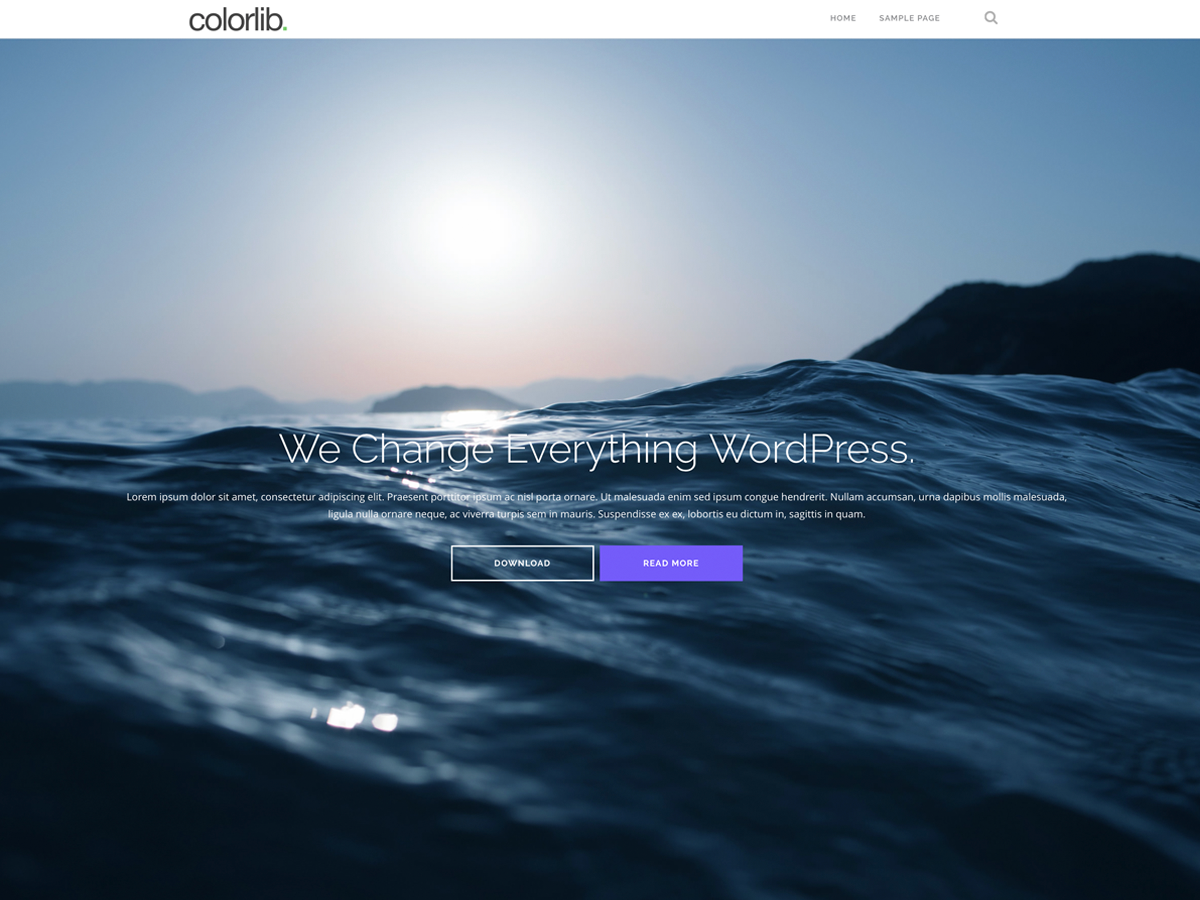 Top 30+ Best Parallax WordPress Themes [sigma_current_year] 12