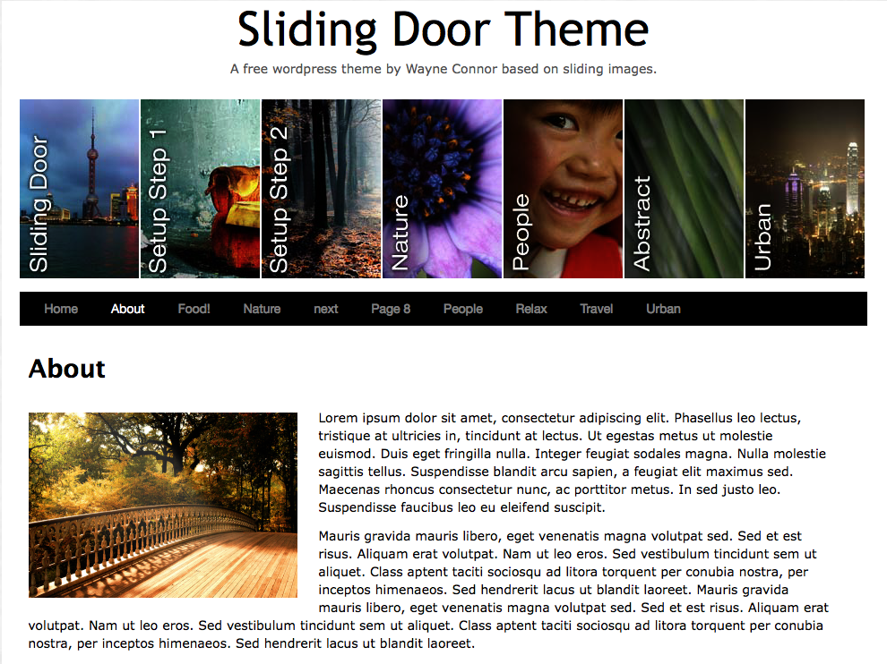 Sliding Door screenshot