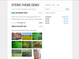 Steira screenshot