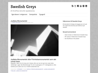 Swedish Greys screenshot