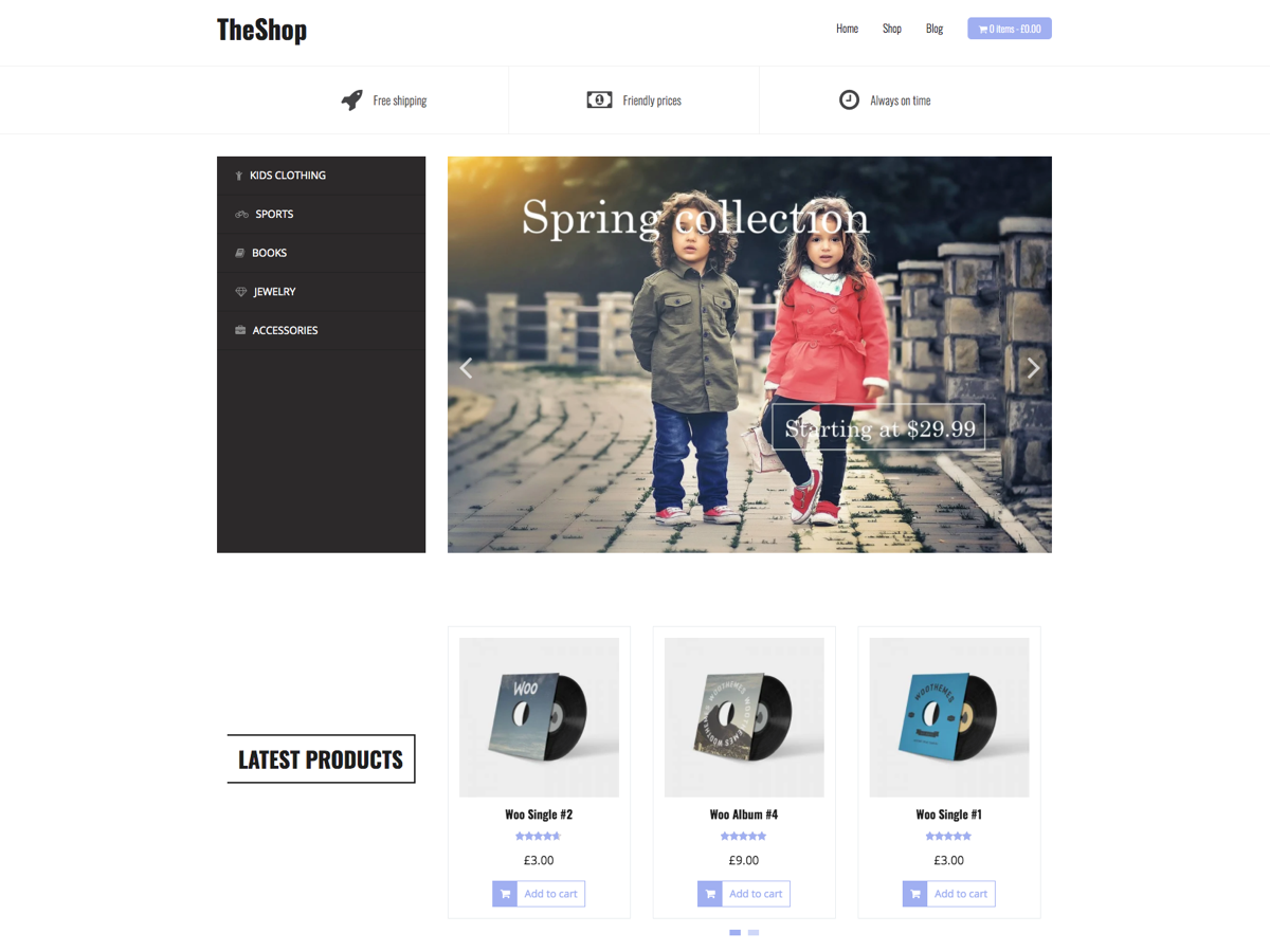 Top 10+ Best Free Ecommerce WordPress Themes in [sigma_current_year] 4