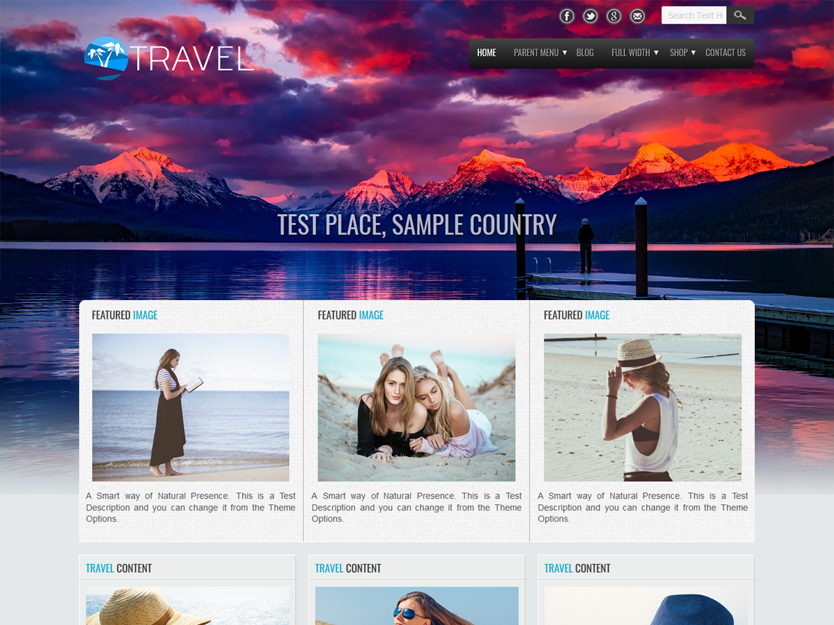 Travel Lite screenshot