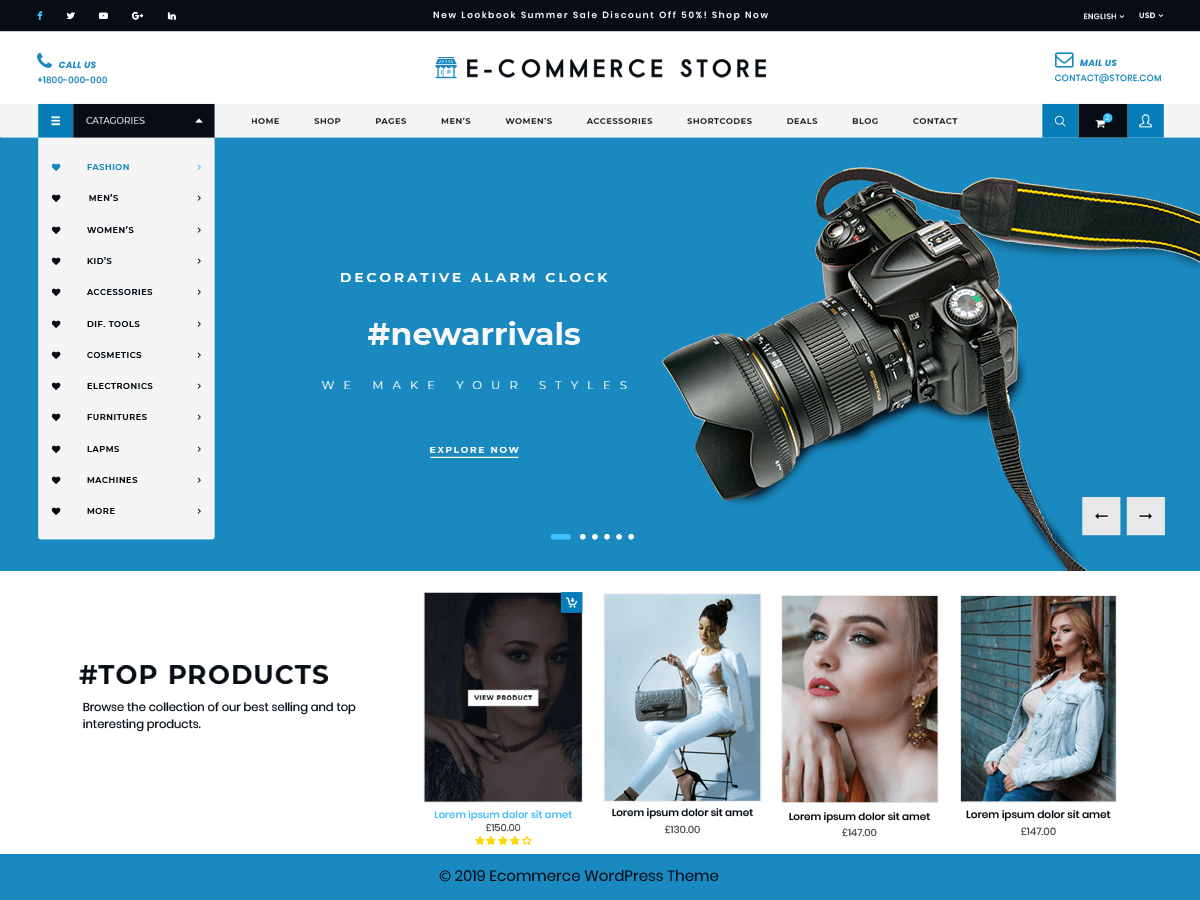 Ultimate Ecommerce Shop