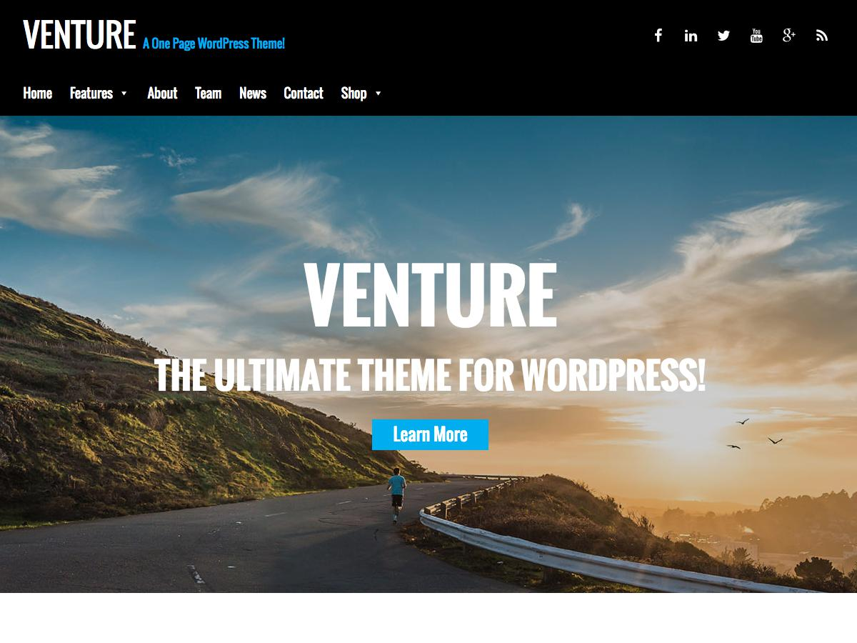 Top 30+ Best Parallax WordPress Themes [sigma_current_year] 19