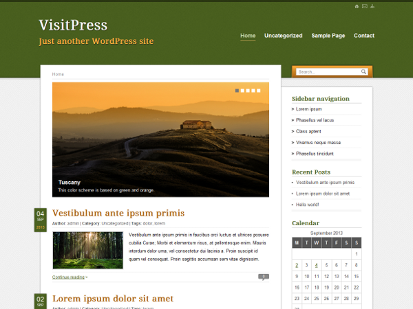 VisitPress screenshot