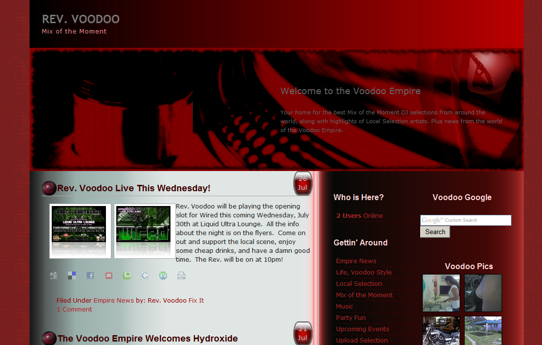 Voodoo Empire 2 screenshot