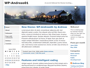 WP-Andreas01 screenshot