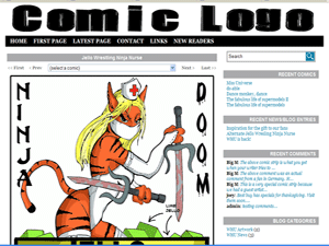 WPComic screenshot